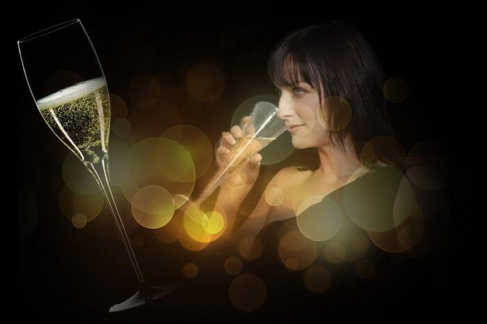 Dégustation champagne à la Cave à champagne Vert et Or