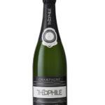 Théophile - Cave à champagne Vert et Or