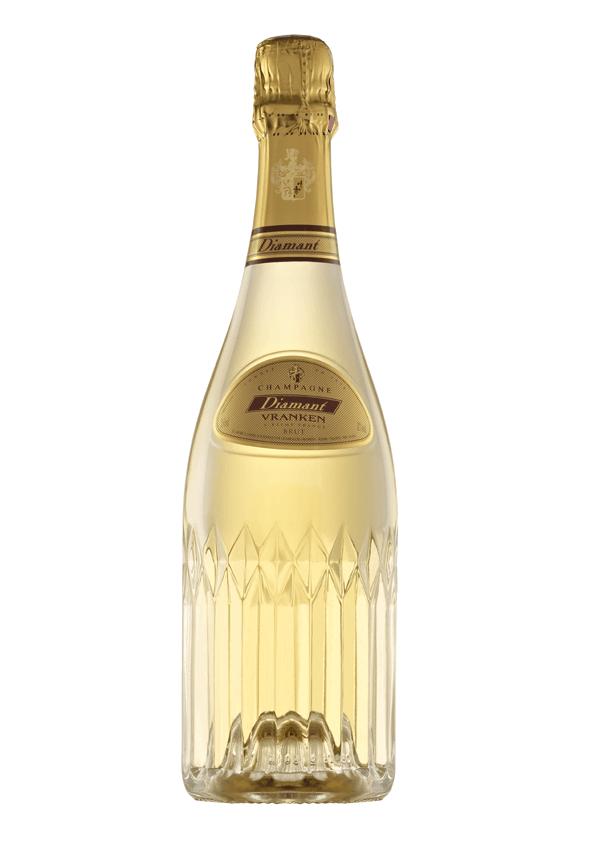 Diamant Vranken - Cave à champagne Vert et Or