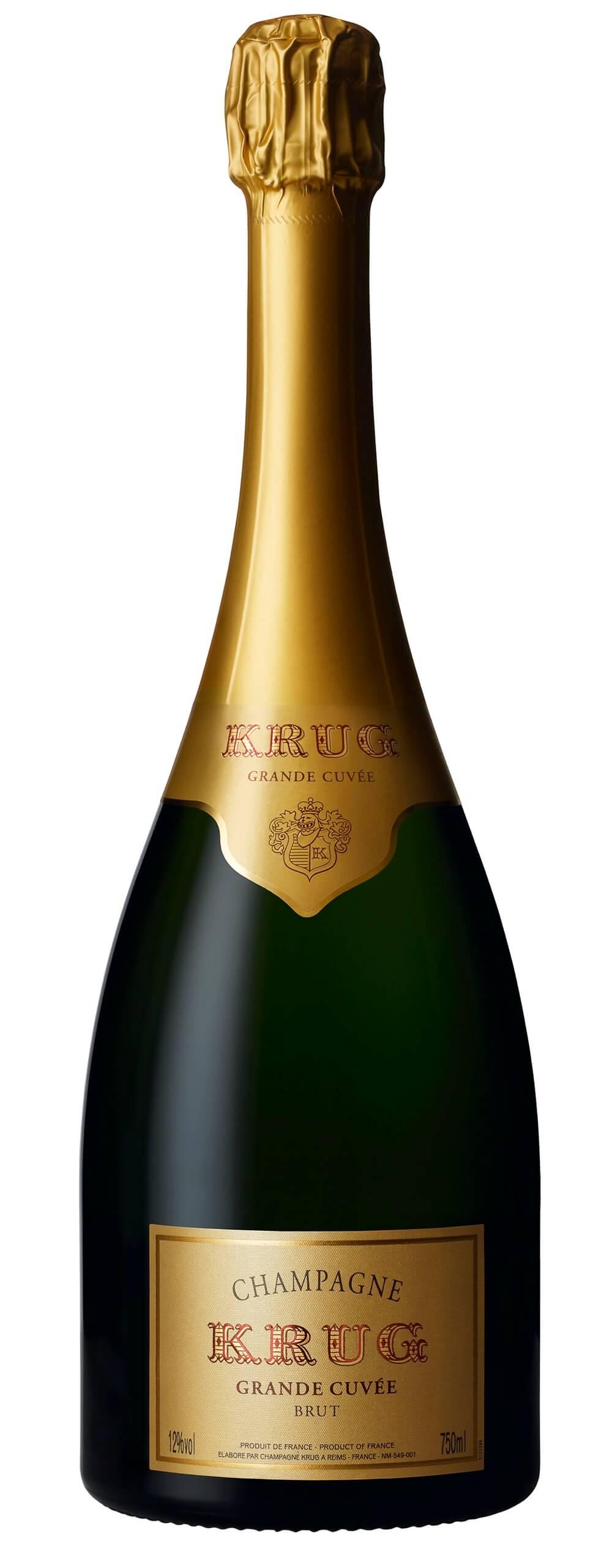 Champagne Krug Grande Cuvée Brut 163ème édition
