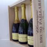 Cave à champagne Vert et Or - Bruno Paillard
